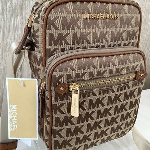 Michael Kors flight bag